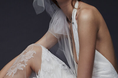 Vera Wang: New bridal romance for 2015