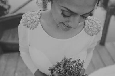El vestido de novia elegido define tu personalidad. ¡Descubre qué dice de ti!