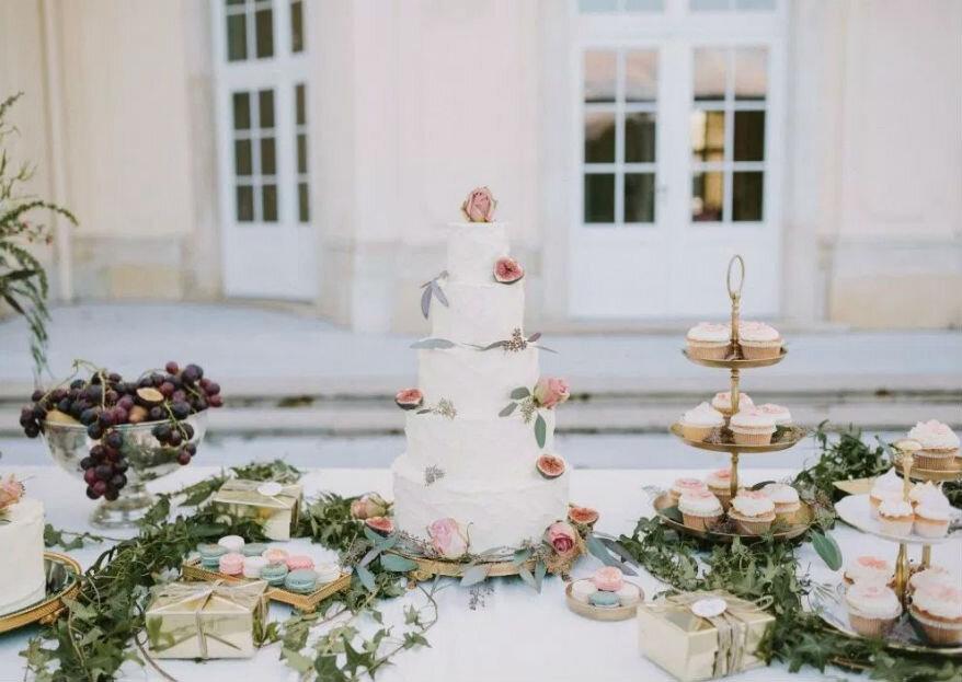 Как выбрать свадебный торт: советы экспертов!