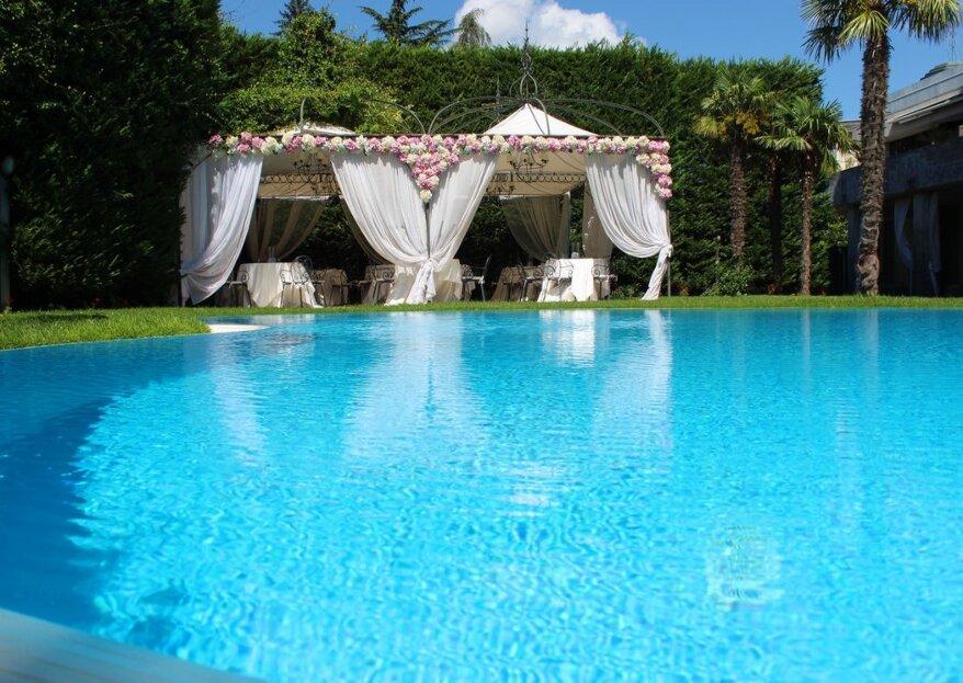 Un'oasi di eleganza e tranquillità nel cuore della città: Hotel De La Ville Avellino.