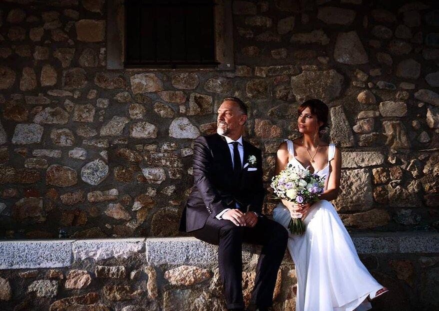 La boda de Sandra Sabatés: todos los detalles del gran día de la periodista