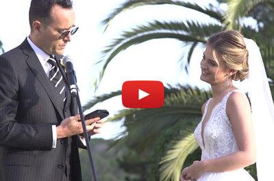 Risto Mejide y Laura Escanes: el vídeo de su boda más romántico