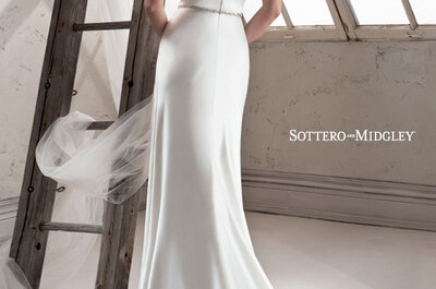 Sottero & Midgley Platinum 2015: Una colección de vestidos de novia especialmente hechos para ti