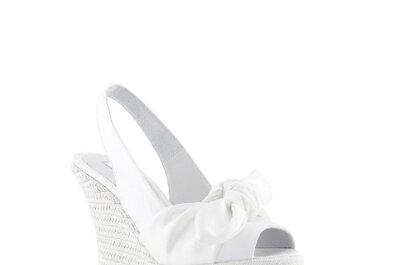 Top 12 sapatos de noiva Rosa Clará 2013