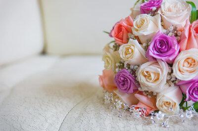¿Cómo elegir las flores para decorar tu boda?