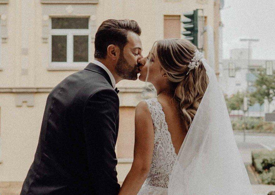 Die sinnliche Hochzeit von Anna und Alessandro im Sauerland