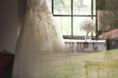 6 cosas que debes hacer antes de ponerte el vestido de novia