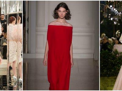 Die schönsten Inspirationen von Pariser Laufstegen 2017 – Haute Couture im Frühling & Sommer