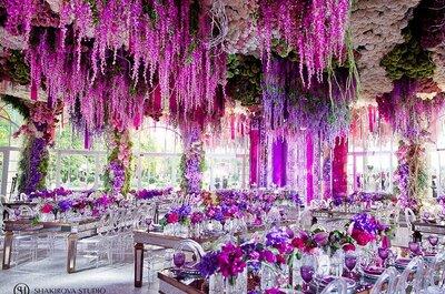 ТОП10 свадебные студии флористики и декора в Москве