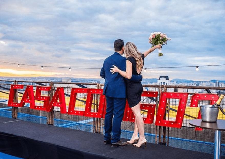 15 ideias super românticas de pedido de casamento: como será a sua?