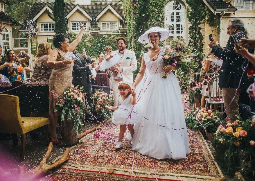 Porquê o celebrante é indispensável para uma cerimônia de casamento personalizada e inesquecível!
