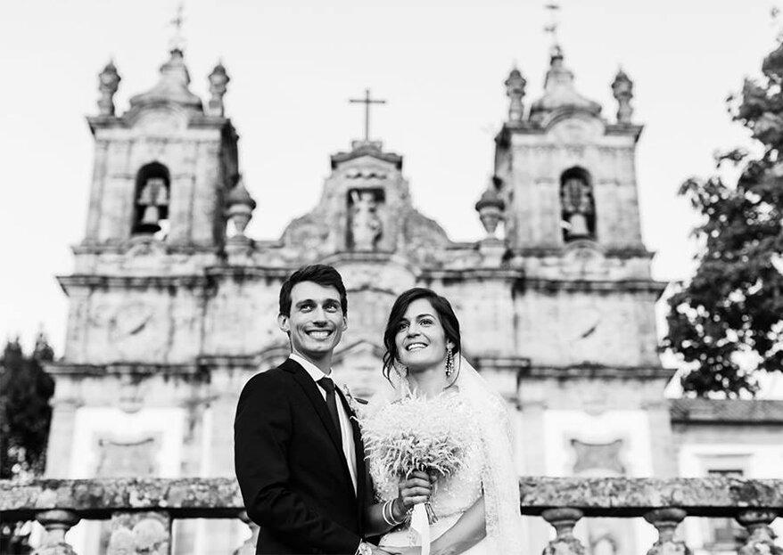 8 palácios e espaços históricos em Braga para celebrar o seu casamento