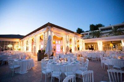Le top des salles de réception et de mariage en PACA !