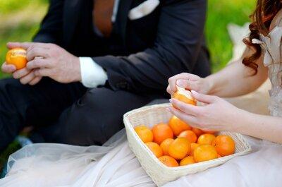 10 alimenti per aiutarti a combattere lo stress da matrimonio