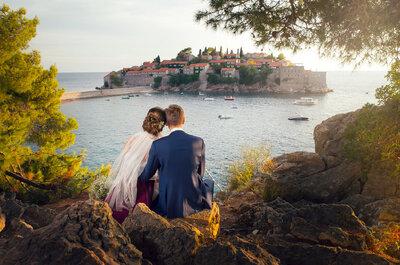 Преимущества проведения свадьбы за границей!