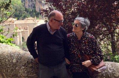 Después de 53 años se reencontraron y se casaron, todo gracias a Facebook