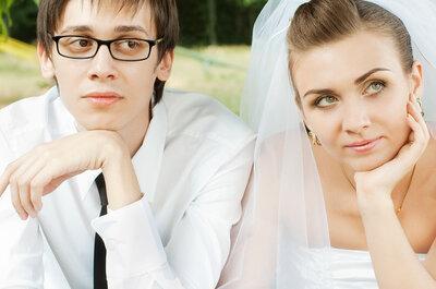 Mir gefallen die Hochzeitsideen meines Partners nicht! Wie sage ich das am besten?