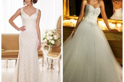 6 consejos a tener en cuenta antes de empezar a buscar tu vestido de novia