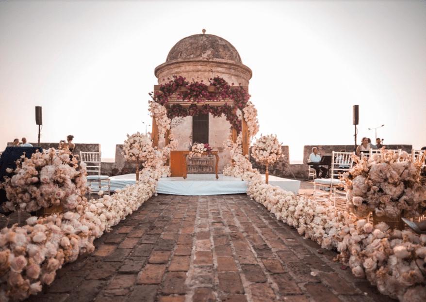 Team Bride, el equipo ideal para la organización de tu boda de destino en Cartagena
