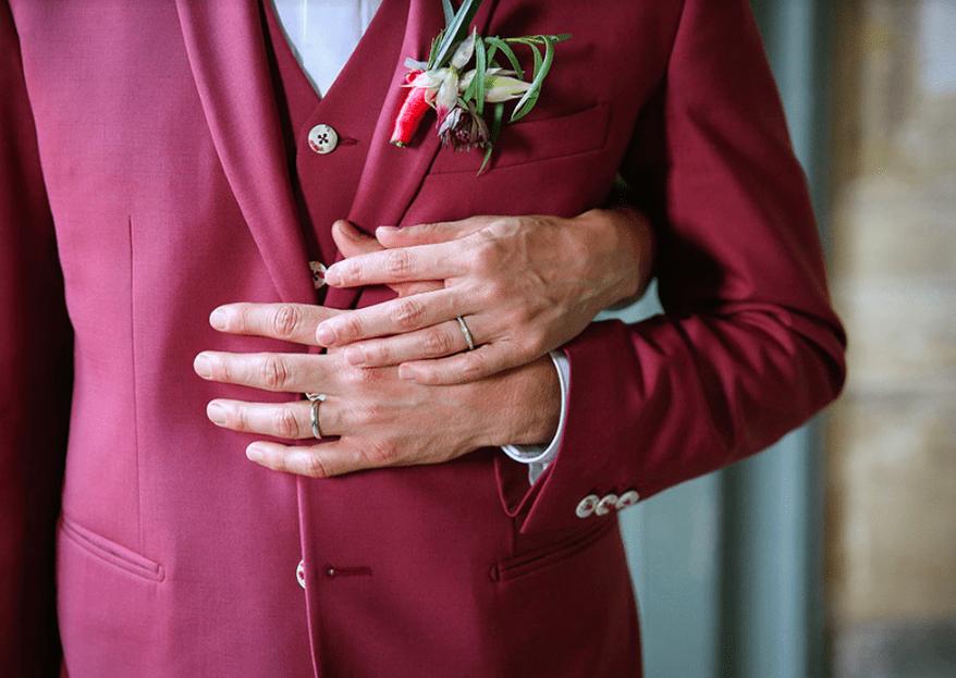 """""""Il Giardino segreto"""" del matrimonio di Maurizio e Simona"""