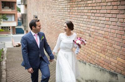 La boda de Martín y Cata: Los pequeños detalles marcan la diferencia