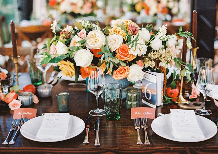 Como decorar o seu casamento na primavera em cinco simples passos