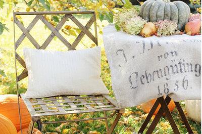 Truco o trato: detalles para tu decoración de Halloween