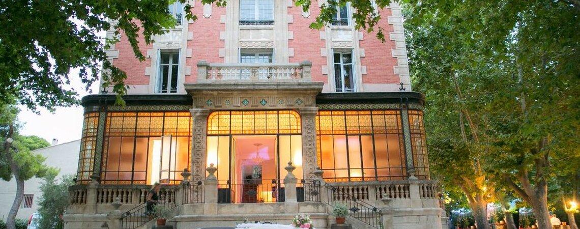 Photo : Château la Baumetane