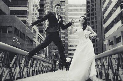 ¿Cómo vestirse para una boda civil en Bogotá? Consejos para elegir vestido de novia