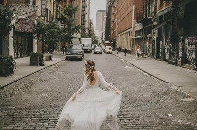 13 pensamientos negativos que toda novia tiene al organizar su boda: ¡fuera!