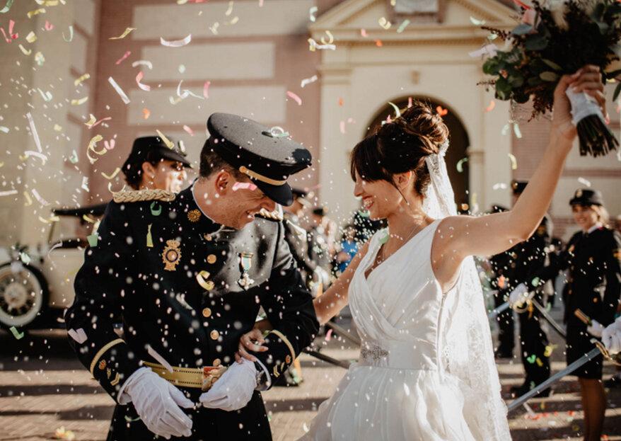 Ángel Martín os ofrece magia y naturalidad en estado puro en vuestro álbum de boda