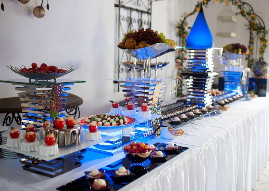 Köstliches Catering mit Rundum-Service für Ihre Hochzeit – von Catering Bellmann