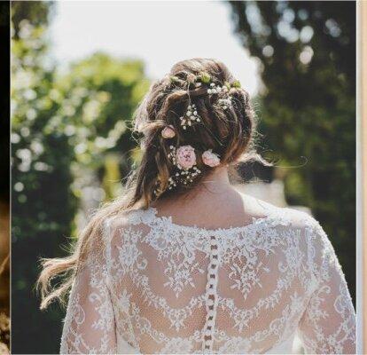 Vintage Brautfrisuren 27 Frisur Vorschläge Für Einen