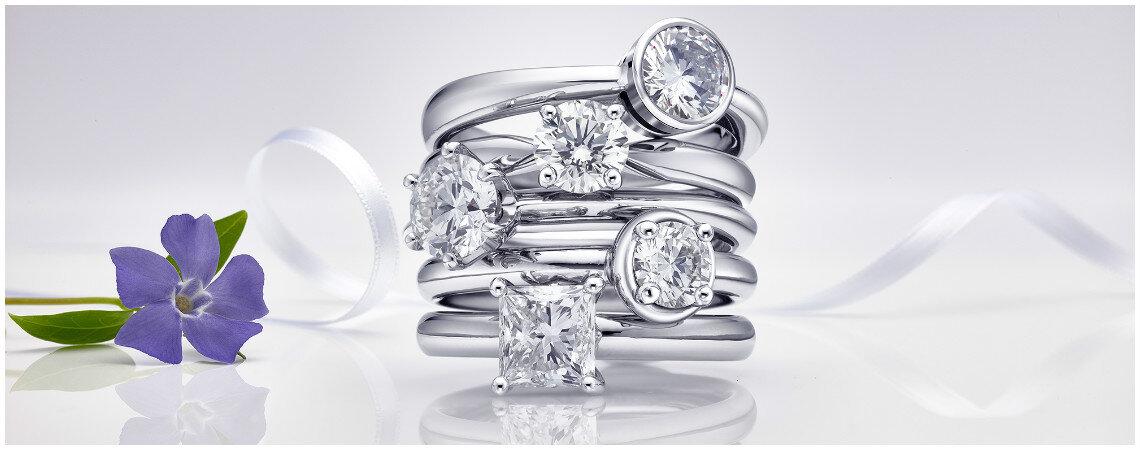 En la diferenciación está el lujo que mereces: elige una joya única para tu boda