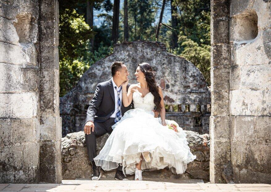 Binocular Estudio: derroche de amor en forma de fotografías