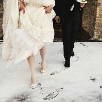 Ideen für eine coole Hochzeit im Winter