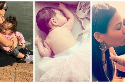 Famosas y mamás: las más bellas inspiraciones de madres peruanas en Instagram