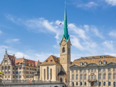 Heiraten in Zürich – Geheimtipps für eine zauberhafte Zürcher Hochzeit