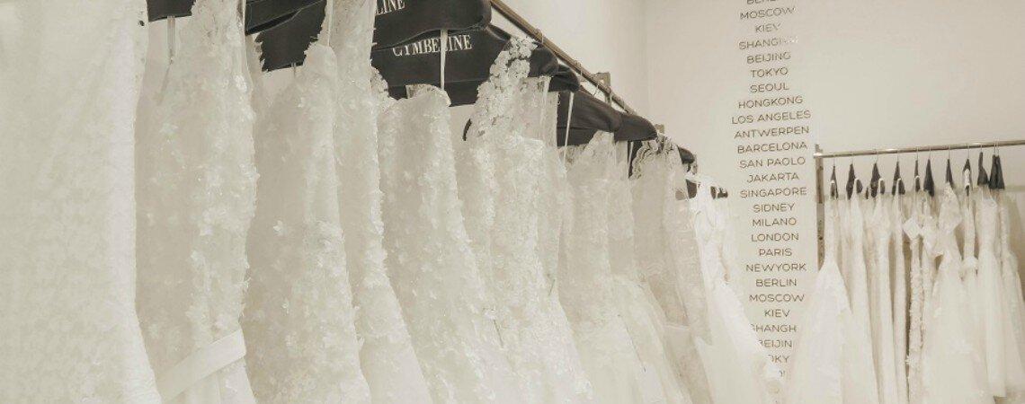 Cymbeline rend hommage à Paris dans ses prochaines collections 2019 de robes de mariée