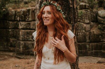 Maquillaje de novia de día: Los mejores tips y tendencias para ser la más guapa