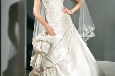 Hochzeitskleider für große Brüste