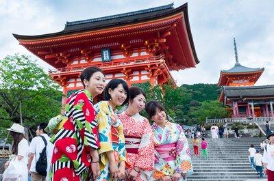 Lune de miel extra : le Japon, un pays aux mille visages entre tradition et modernité
