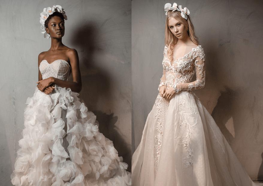 Os 9 melhores estilistas de vestidos de noiva do Brasil!