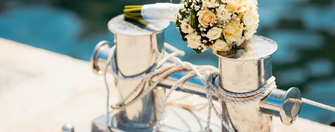 Heiraten auf dem Boot – Profi-Tipps von your perfect day