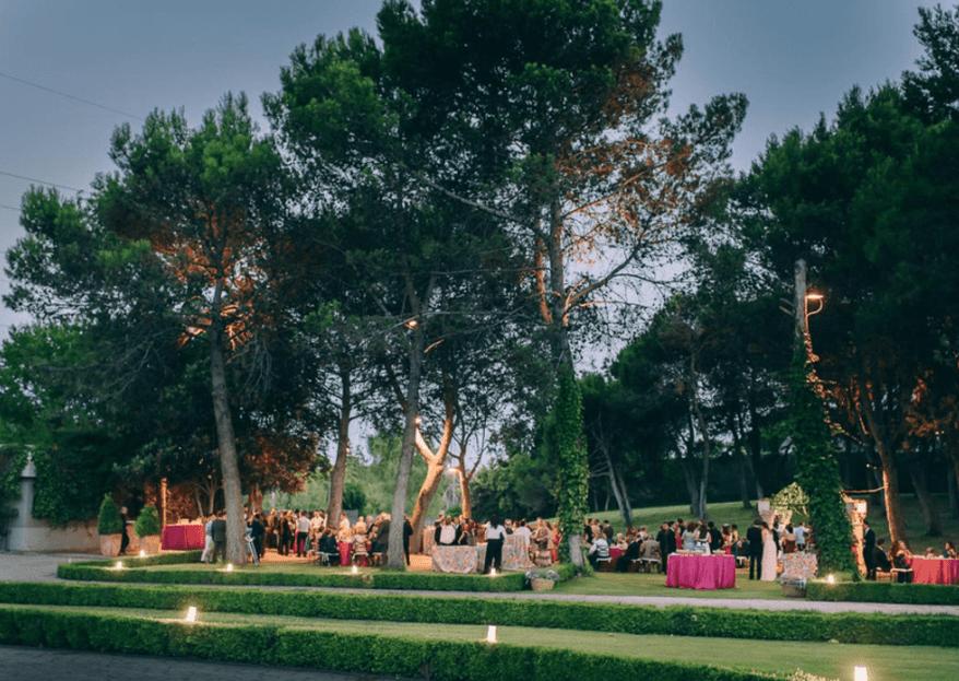 La Campana y La Quinta junto con Villa Real Catering hacen tus sueños realidad en el día de la boda