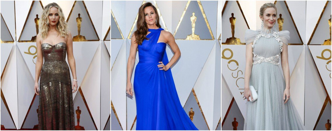 The Oscar Awards 2018: The Best Cinema and The Most Spectacular Looks