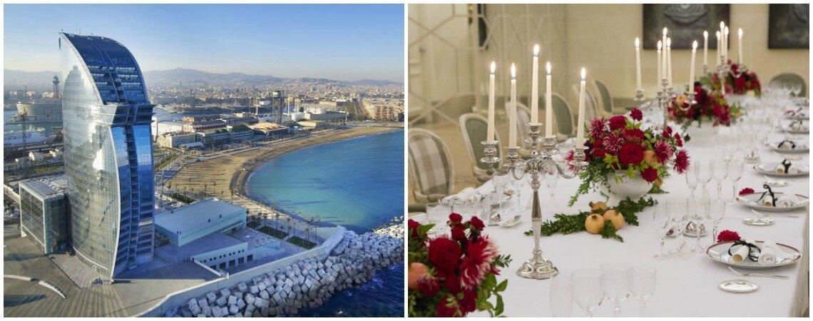 Los 12 mejores lugares para una pedida de mano en Barcelona