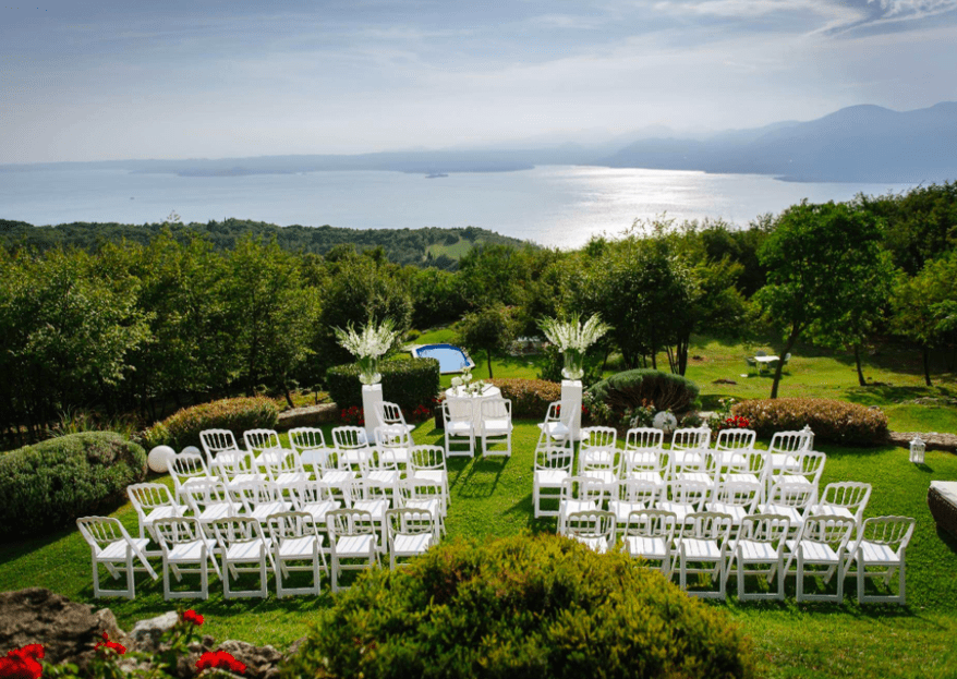 La Casa degli Spiriti: le tue nozze con vista lago in una location magica...