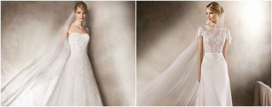 Vestidos de novia La Sposa 2017. ¡Encontrarás tu preferido!