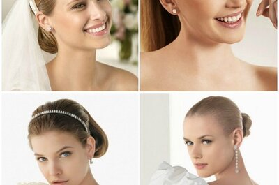 Tendenze trucco 2013: per la sposa make up naturale ma con un tocco di colore!
